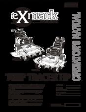 Exmark Turf Tracer HP Manuals