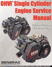 generac power systems ohvi gsh 410 manuals rh manualslib com