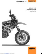ktm 2013 690 smc r eu manuals rh manualslib com ktm 690 sm repair manual ktm 690 smc repair manual
