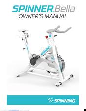 Spinning Spinner Bella Owner's Manual Download