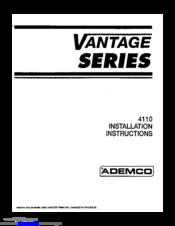 ademco 4110 manuals rh manualslib com ademco 4110xm programming manual ademco 4110 manual español