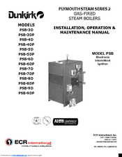 dunkirk psb 3d installation, operation \u0026 maintenance manual Home Boiler Wiring