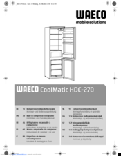 1113832_coolmatic_hdc270_product waeco coolmatic hdc 270 manuals waeco hdc 160 wiring diagram at soozxer.org