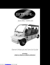 star golf cart wiring diagram star ev ap48 04 owner s manual and service manual pdf download  star ev ap48 04 owner s manual and