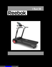 Reebok irun plus treadmill review.