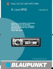 blaupunkt st louis mp56 manuals rh manualslib com CD30 Activation Marker CD30 Cell