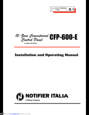 notifier programming manual