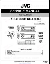 [DIAGRAM_38ZD]  Jvc KD-LH300 Manuals | ManualsLib | Jvc Kd Lh300 Wiring Harness Diagram |  | ManualsLib