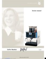 wmf series 8400 bistro service manual pdf download rh manualslib com WMF Bistro Coffee Machine Bistro Flatware