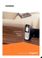 siemens gigaset s675 ip manuals rh manualslib com Siemens Telephone Siemens SL785