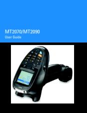 symbol mt2090 manuals rh manualslib com MT2070 Scanner symbol scanner mt2090 manual