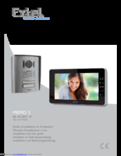 Extel MEMO 2 Manuals