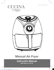 Giani Cucina Gchf 599 Manuals