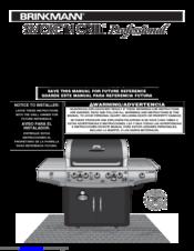 brinkmann smoke n grill professional manuals rh manualslib com Brinkmann Smoker Parts Brinkmann Constructors