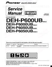 1118661_dehp600ub_product pioneer deh p6050ub manuals pioneer deh p6000ub wiring diagram at gsmportal.co
