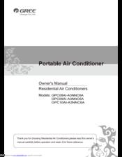 Gree GPC10AI-A3NNC6A Manuals