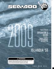 Sea-doo Islandia SE Manuals