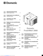 dometic air conditioner instructions