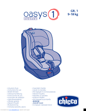 chicco oasys 1 isofix manuals rh manualslib com