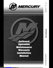 mercury 150 fourstroke manuals   manualslib  manualslib