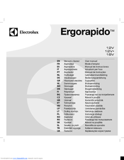 electrolux zb 2816 manuals rh manualslib com electrolux ergorapido manual download electrolux ergorapido zb2903 manual