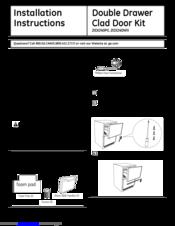 Ge Monogram ZIDI240WII Manuals