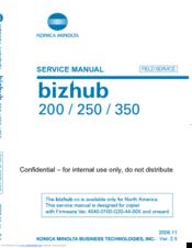 konica minolta bizhub 250 manuals rh manualslib com minolta bizhub c250 manual minolta bizhub c250 manual