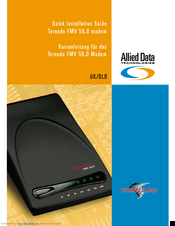 Allied Data CopperJet 424 Drivers Download
