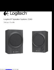 Logitech Z240 Manuals