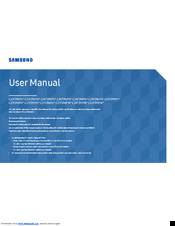 Samsung C32F391FW series User Manual