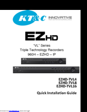 Drivers Update: KT&C EZHD-TRF4 Recorder