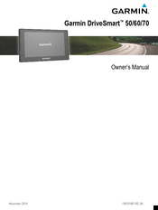 garmin drivesmart 50 manuals rh manualslib com Garmin GPS 50 garmin driveluxe 50 user manual