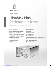 iomega ultramax plus manuals rh manualslib com iomega mhndhd user manual iomega iconnect user manual pdf