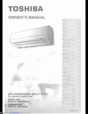 Toshiba 13SK Series Owner's Manual
