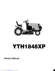 husqvarna yth1848xp manuals rh manualslib com Garden Tractors Husqvarna Tractor Attachments