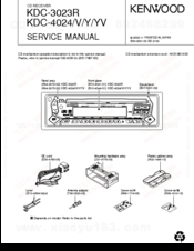 kenwood kdc 3023r manuals rh manualslib com Kenwood Receiver Manual Kenwood Owner Manual