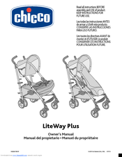 chicco liteway plus manuals rh manualslib com chicco cortina stroller user manual chicco double stroller user manual