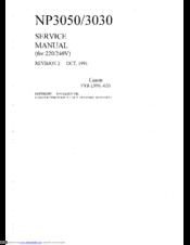 canon np3050 service manual pdf download rh manualslib com
