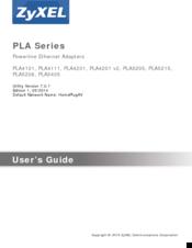 zyxel communications pla4111 manuals rh manualslib com