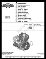 briggs stratton 120000 quantum 675 series manuals rh manualslib com craftsman briggs stratton 675 series manual briggs & stratton 675 series manual