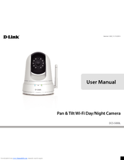 D-Link DCS-5000L User Manual
