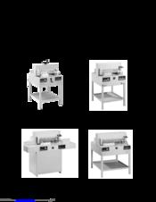 ideal 4810 95 manuals rh manualslib com TVB 4810 Triumph 4810 Paper Cutter