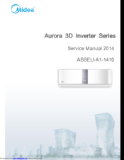 MIDEA AURORA MSABAU-09HRDN1-QRC8GW SERVICE MANUAL Pdf Download
