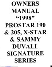 mastercraft prostar 205 manuals rh manualslib com 2003 Mastercraft Prostar 190 1992 Mastercraft Prostar 190