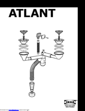 Ikea Atlant Manuals