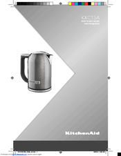 KitchenAid KXC13A Instructions Manual