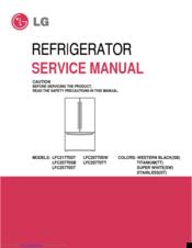 Lg Lfc21770st Service Manual Pdf Download Manualslib