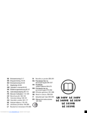 Husqvarna LC 353VE Operator's Manual