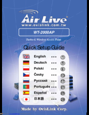 AIRLIVE WT-2000AP DRIVER FOR WINDOWS DOWNLOAD
