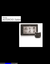 Parrot asteroid manuals parrot asteroid quick start manual greentooth Gallery